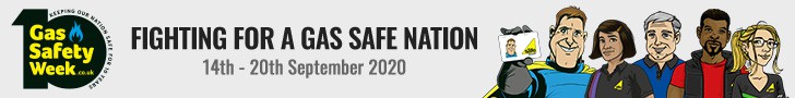 Gas Safety Week 2020
